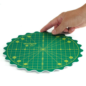 "Omnigrid 8"" Rotating Cutting Mat"