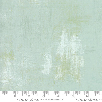 Grunge Basics Mint - Fabric by the Yard