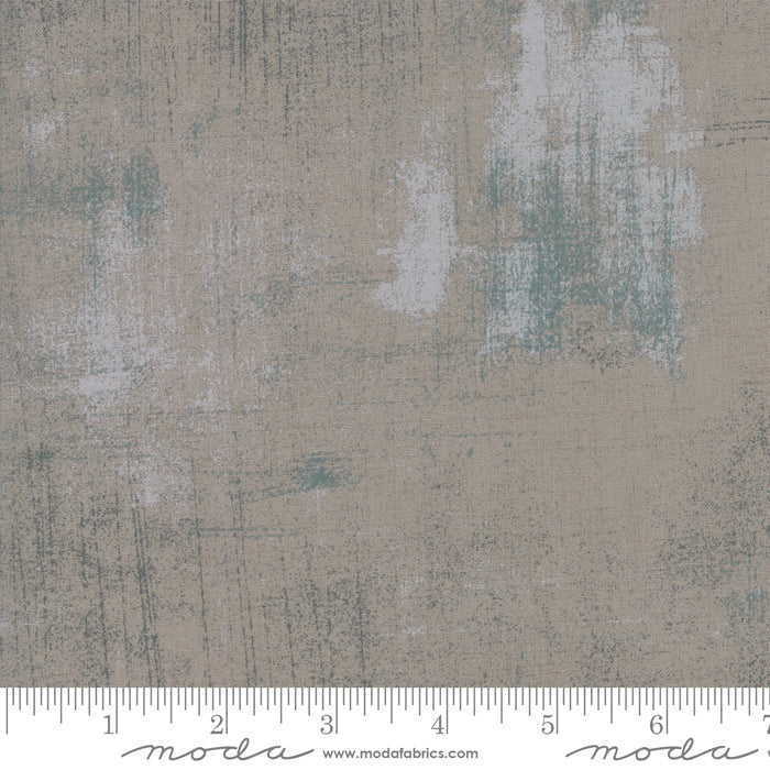 Grunge Basics Grey Couture - Fabric by the Yard
