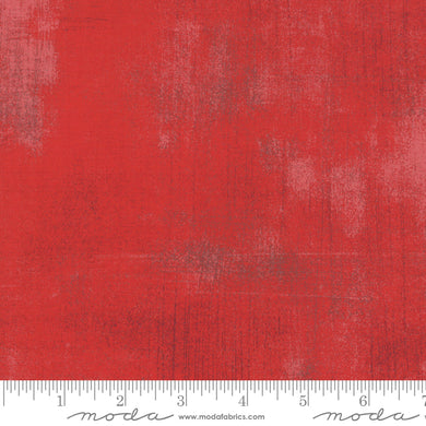 Grunge Basics Cherry - Fabric by the Yard