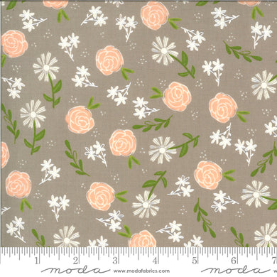 Balboa Wild Rose Slate 37591 19 - Fabric by the Yard