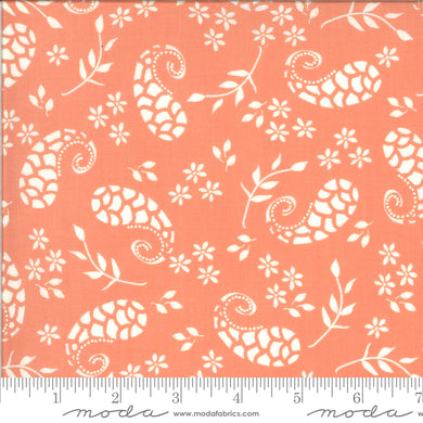 Balboa Marina Coral 37592 17 - Fabric by the Yard