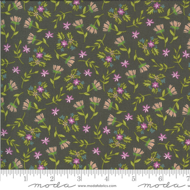 Balboa Primrose Charcoal 37593 16 - Fabric by the Yard