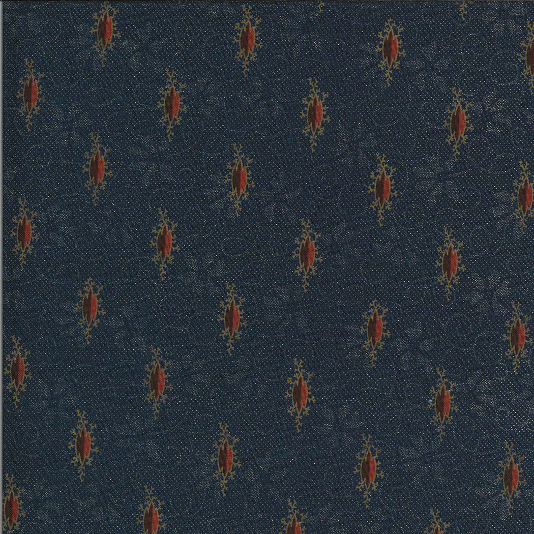 Hopewell - Indigo 38110 18 - Fabric by the Yard