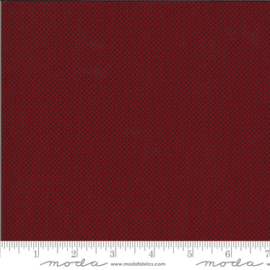 Redwork Gatherings - Dark Red 49117 16 - Fabric by the Yard