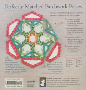All Points Patchwork - Softcover by Gilleland, Diane