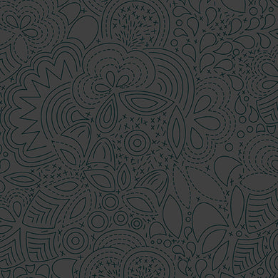 Sun Print 2020 - Stitched Night  - Fabric by the Yard