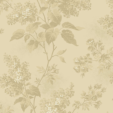 Blue Sky - Lilacs - Golden Hour A-8505-N - Fabric by the Yard