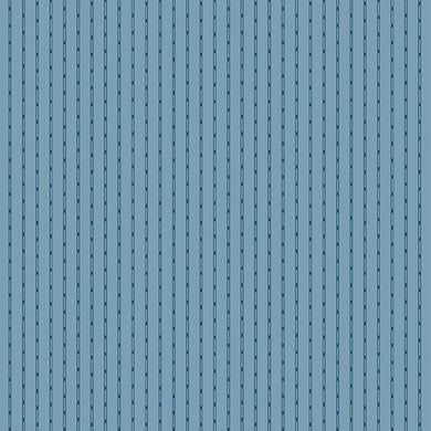Blue Sky - Rustic Gate - Blue Bird   A-8514-W - Fabric by the Yard