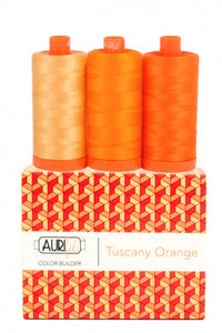 Color Builder 3pc Set Tuscany Orange
