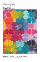 Load image into Gallery viewer, Swell Quilt by Alison Glass and Nydia Kehnle - Printed Pattern