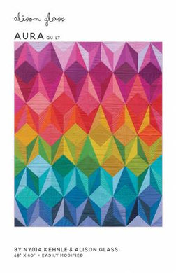Aura Quilt by Alison Glass - Printed Pattern
