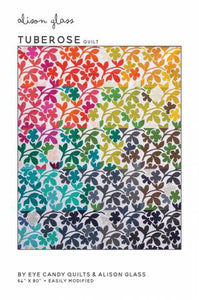 Tuberose Quilt by Alison Glass - Printed Pattern