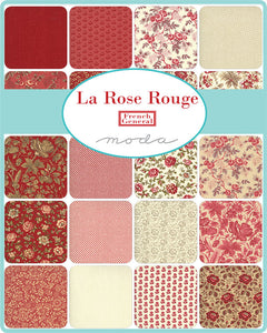 La Rose Rouge Layer Cake® - by French General
