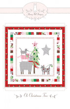 Load image into Gallery viewer, Oh Christmas Tree Bunny Hill Mini Pattern - Printed Pattern
