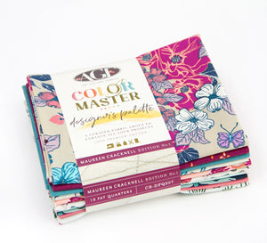 Maureen Cracknell Edition No.1 - FQ - Designer's Palette Fat Quarter Bundle