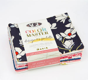 Amy Sinibaldi Edition No.1 - FQ - Designer's Palette Fat Quarter Bundle