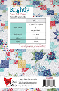 Brightly by Harris, Allison - Printed Pattern