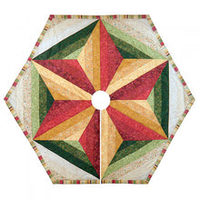Load image into Gallery viewer, Creative Grids 120 Degree Triangle Quilt Ruler 6-1/2in x 21-1/2 in by Cross, Rachel
