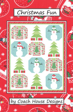 Christmas Fun - by Cherniwchan, Barbara - Printed Pattern