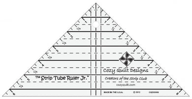 Strip Tube Junior Ruler by Stout, Daniela