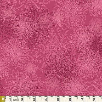 Art Gallery Fabrics - Shocking Pink - Fabric by the Yard