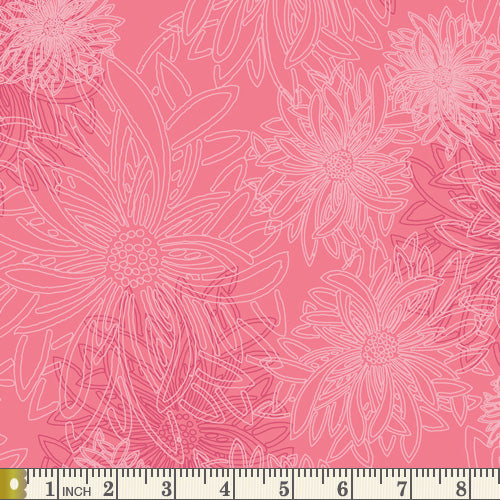 Art Gallery Fabrics - Bubblegum - Fabric by the Yard