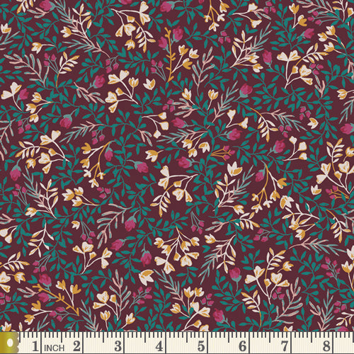 Art Gallery Fabrics - Floral No.9 Foresta  - Fabric by the Yard