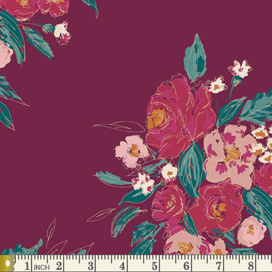 Art Gallery Fabrics - Extempore Foresta  - Fabric by the Yard