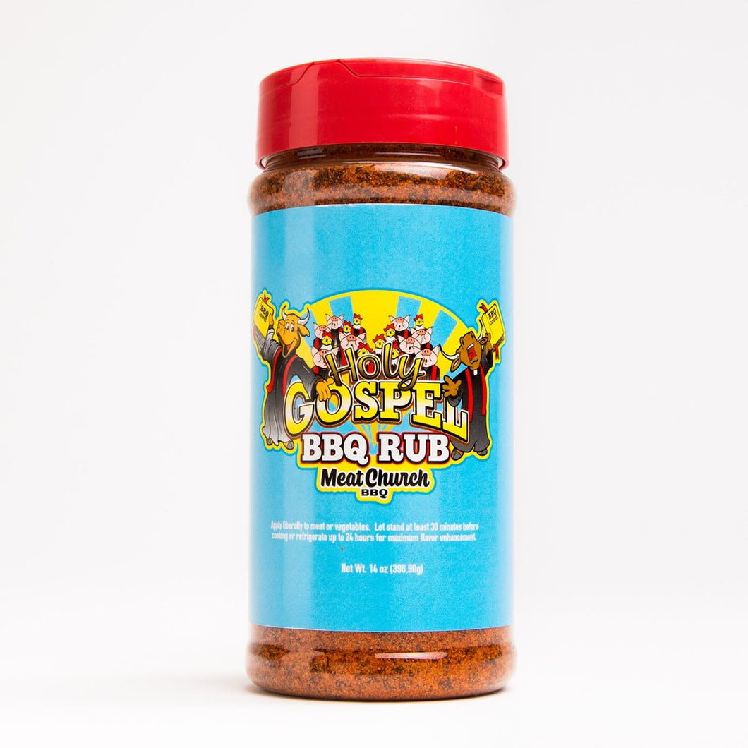 Meat Church Holy Gospel BBQ Rub