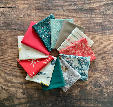 Merry & Bright Collective - Fat Quarter Bundle 12 pcs