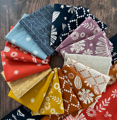 Golden Hour - Ruby Star Society - Fat Quarter Bundle - 18 pieces