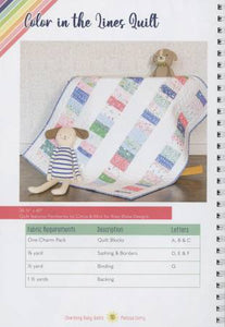 Charming Baby Quilts Book, by Mellissa Corry