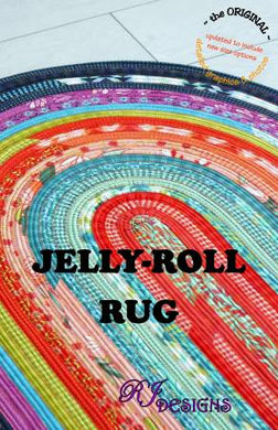 Jelly Roll Rug - by Lambson, Roma - Printed Pattern