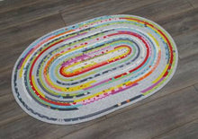 Load image into Gallery viewer, Jelly Roll Rug - by Lambson, Roma - Printed Pattern
