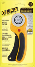 Load image into Gallery viewer, 45 mm Deluxe Ergonomic Rotary Cutter
