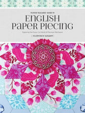 Load image into Gallery viewer, Flossie Teacakes Guide to English Paper Piecing By Knapp, Florence