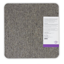 Load image into Gallery viewer, Wool Pressing Mat 13-1/2in x 13-1/2in x 1/2in Thick