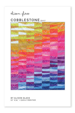 Cobblestone Quilt by Alison Glass - Printed Pattern