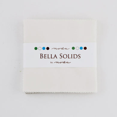 Bella Solids Charm Pack Feather - 9900PP 127