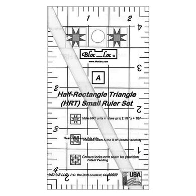 Half Rectangle Triangle Mini HRT 2 1 MN Bloc Loc