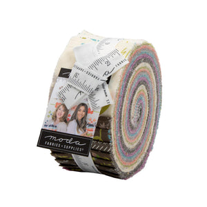 Balboa Jelly Roll by Sherri and Chelsi -Moda