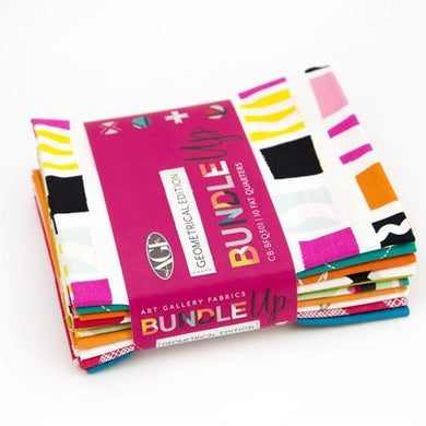 AGF Geometrical Edition Fat Quarter Bundle