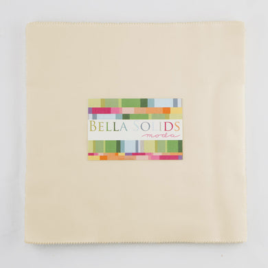 Bella Solids Junior Layer Cake® 9900JLC 12 Moda Precuts