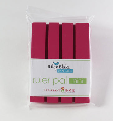 Hot Pink Ruler Pal MINI - Pleasant Home - Riley Blake