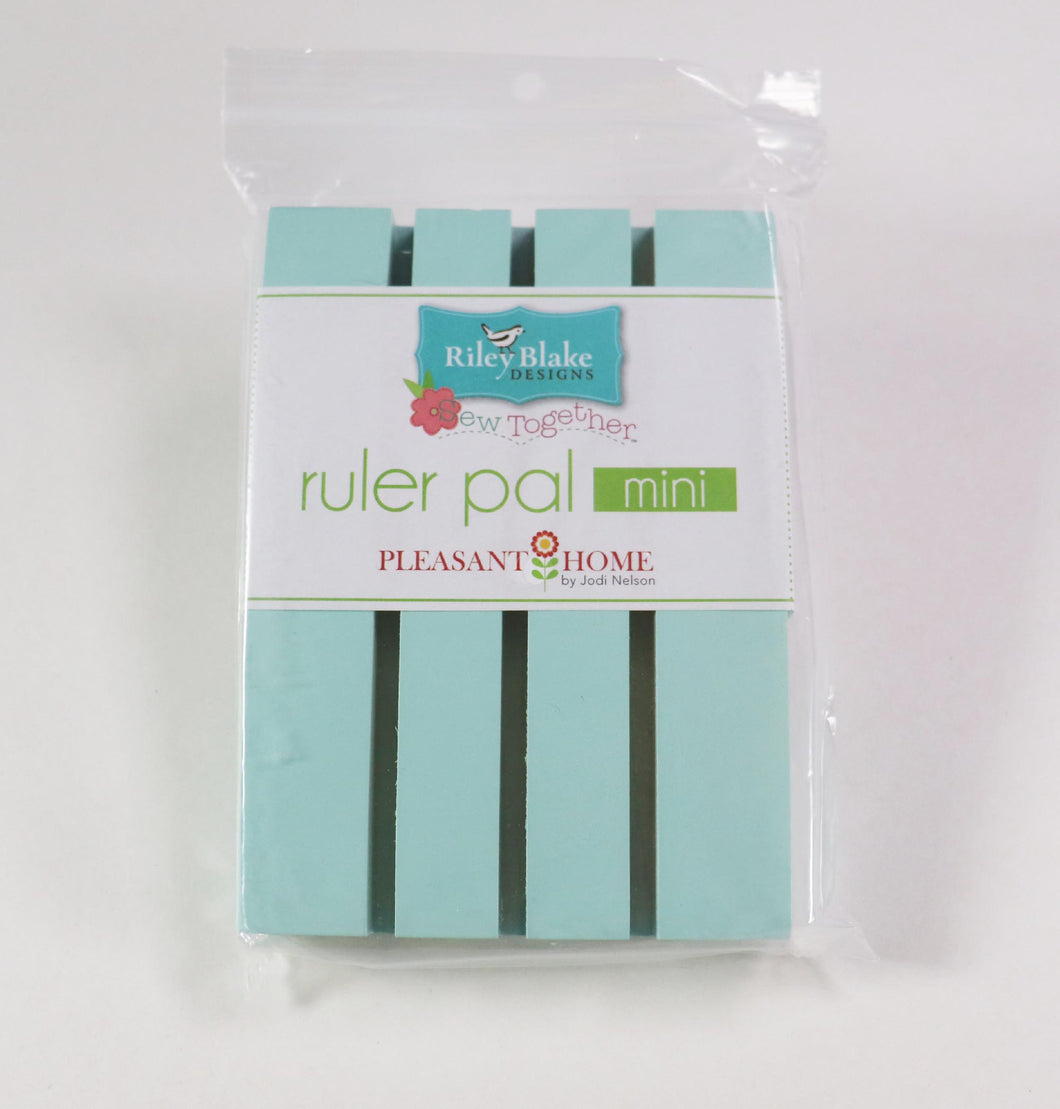 Mint Ruler Pal MINI - Pleasant Home - Riley Blake