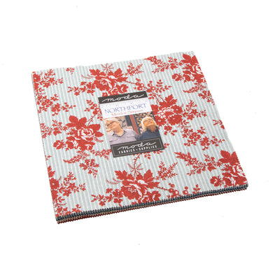 Northport Prints Layer Cake - Minick & Simpson - Moda