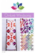 Load image into Gallery viewer, Ombre Windsong - Printed Pattern