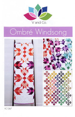 Ombre Windsong - Printed Pattern