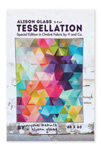 Load image into Gallery viewer, Tessellation Acrylic Template by Alison Glass